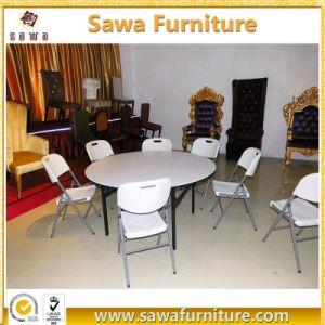 Wholesale Plywood Folding Banquet Dining Table pictures & photos
