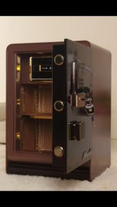 Security Home Safe Box with Digital Lock-Zhiya Series pictures & photos