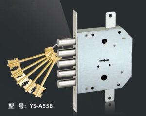 Zinc Alloy Material Door Lockbody (YS-A558) pictures & photos