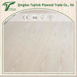 High Quality Low Price White Oak Fancy Plywood Decoration Plywood/ Laminated Plywood pictures & photos