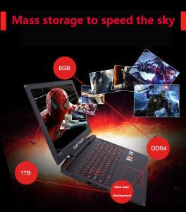 15.6 Inch Portable Laptop Smart Laptop Intel Notebook Computer pictures & photos