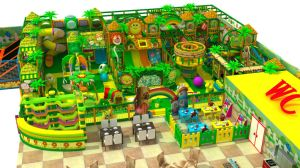 Large Beautiful Indoor Playground Equipment (YL-B026) pictures & photos