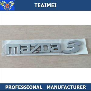 Custom Car Logo Chrome Letter Emblem Sticker For Auto Parts pictures & photos