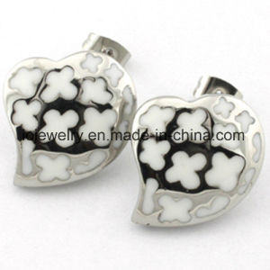 Wholesale Enamel Steel Jewelry Fashion Earring pictures & photos