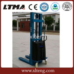 Ltma 1-2 Ton Semi Electric Manual Hand Pallet Stacker pictures & photos