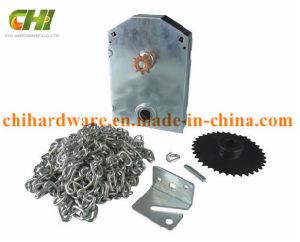 Hardware of Sectional Garage Door Chain Hoist pictures & photos