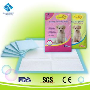 Puppy Training Pads Super Absorbent pictures & photos
