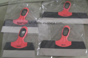 High Quality Putty Knife/Scrape with TPR Handle pictures & photos
