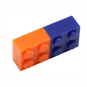 Creative Blocks USB Can Be Customized Logo Can Open Mold USB Flash Drive 256GB pictures & photos