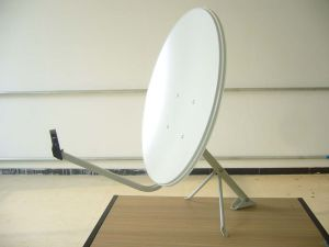 75cm Ku Band Offset Satellite Dish Antenna pictures & photos