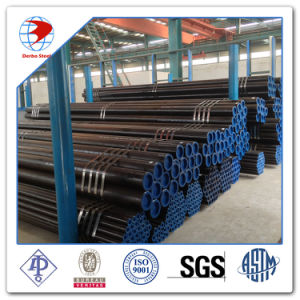 ASTM A500 Cold-Formed Welded Round Structural Steel Tubing pictures & photos