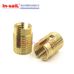 Exp-Loc Type Press-in Threaded Insert Nut for APP PP pictures & photos