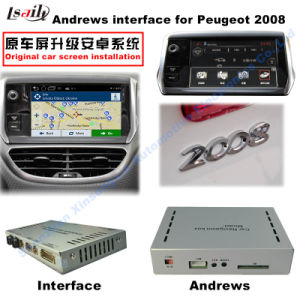 Android GPS Navigation Video Interface for Peugeot 3008 Mrn Smeg+ pictures & photos