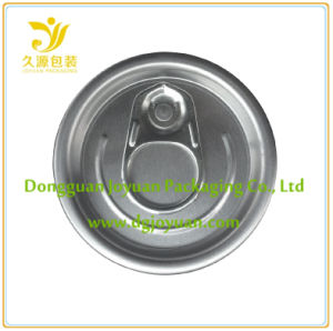 Full Open Aluminum Easy Open End Eoe 202# Dia. 52.3mm pictures & photos