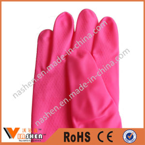 High Quality Dish Washing Gloves pictures & photos