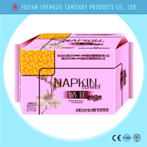 Brand Lady Sanitary Napkin with Super Absorbency pictures & photos