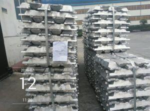 Zinc Ingots/Copper Ingots/Aluminium Ingots/Tin Ingots pictures & photos