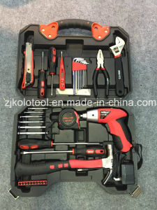 Electric Power Tool Set with Combiantion Tools pictures & photos