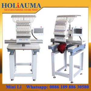 High Quality Factory Embroidery Machine Computerized Price in China Guangdong pictures & photos
