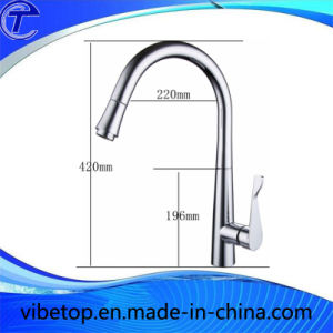 Cheapest Price Fashion Pull Water Faucets/Taps/Mixer Best Sale pictures & photos