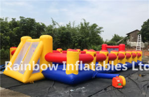 Inflatable Football Soccer Sport Game Playground pictures & photos