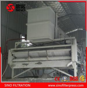 Belt Filter Press China Manufacturer for Sludge Dewatering pictures & photos