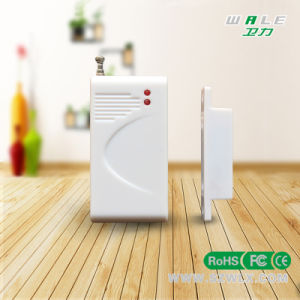 Wireless Door&Window Magnetic Contact Sensor with 433MHz pictures & photos