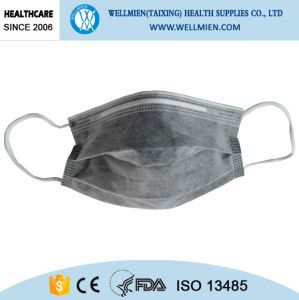 High Quality Active Carbon Material Doctor Mask pictures & photos