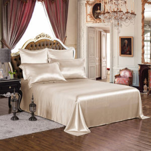 Thxsilk 100% Silk Bedding Sets of 4 PCS pictures & photos