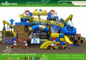 Kaiqi Qualified and Customized Construction Theme Children Indoor Playground for Commercial and Amusement pictures & photos