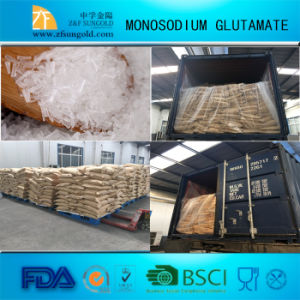 High Purity Monosodium Glutamate Msg 99%