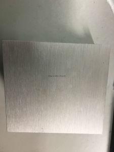 Brushed Anodising Powder Coating 6061/6063 Aluminum Extrusion Profile pictures & photos