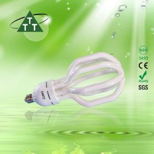 125W 150W Lotus 3000h/6000h/8000h 2700k-7500k E27/B22 220-240V Energy Saving Tube pictures & photos