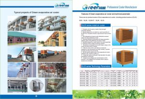 Roof Mounted Evaporative Air Cooler pictures & photos