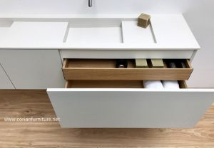 Modern Italy Design Bathroom Solid Surface Designer Basin pictures & photos