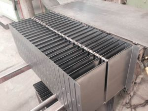 Transformer Tank Corrugated Fin Folding Line pictures & photos