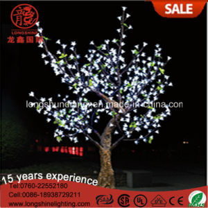 3.5m White Gaint LED Leafy Palm Cheery Tree Light for Outdoor Decoration pictures & photos