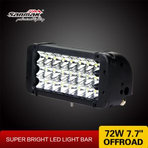 LED  Driving  Light  Bar 7.7′′ 72W Offroad LED Light Bar pictures & photos
