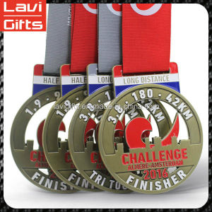 Top-Rated High Quality Custom Metal Marathon Medal pictures & photos