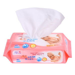 OEM Brand Baby Wet Wipes for Skin-Care Cleaning pictures & photos