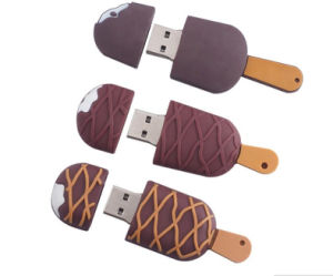 Hot Promotional Gift PVC Grade a USB Flash Drive pictures & photos