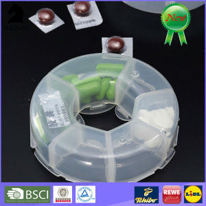 2016 New Products Compartment Pill Box pictures & photos