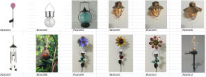 Different Customised Metal Solar Light for Garden pictures & photos
