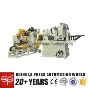 Automation Straightener with Feeder and Uncoiler Using in Press Machine pictures & photos