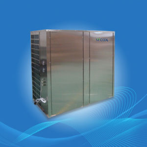 Swimming Pool Heat Pump Air Source Chiller and Heater Commercial Type pictures & photos