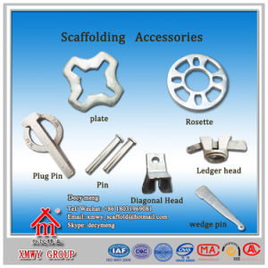 Steel Prop Accessory and All Kinds of Scaffolding Accessory pictures & photos