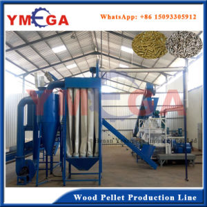 China Brand Biomass Wood Chips Pellet Production Line pictures & photos