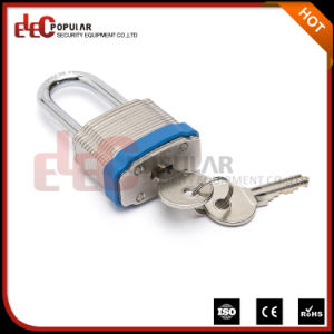 The Best Quality of Bumper Laminated Steel Padlock in China pictures & photos