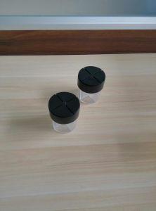 100ml Plastic Bottle for Condiment Dispenser pictures & photos