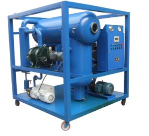 Transformer Oil Filtration, Degasification and Dehydration Equipment pictures & photos